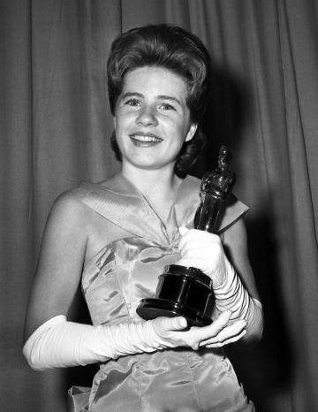 Duke, cuando recibió su Oscar en 1963.