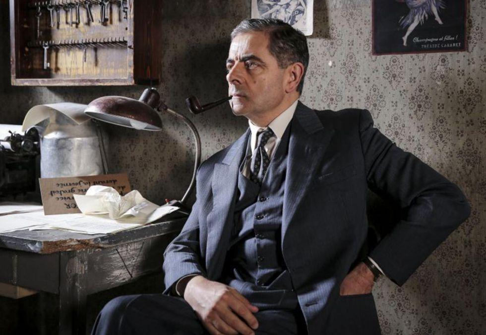 Résultat d'images pour Maigret par Mrs Bean