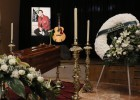 La música española se despide de Manolo Tena