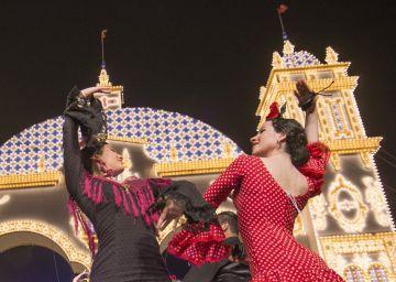 Sin caseta en la Feria de Sevilla