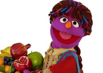 'Barrio Sésamo' incorpora su primera marioneta afgana