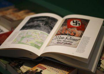 La edición crítica de 'Mi lucha' es el libro más vendido de Alemania