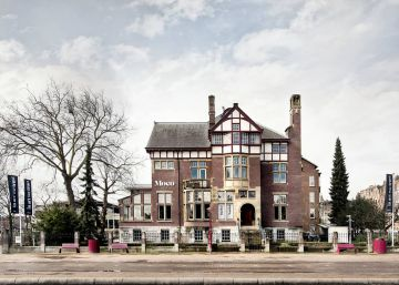 Ámsterdam estrena un nuevo museo de arte moderno