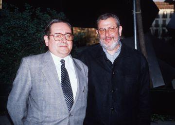 Javier del Moral, disquero