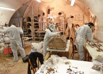 Un documental narra el hallazgo de los restos atribuidos a Cervantes