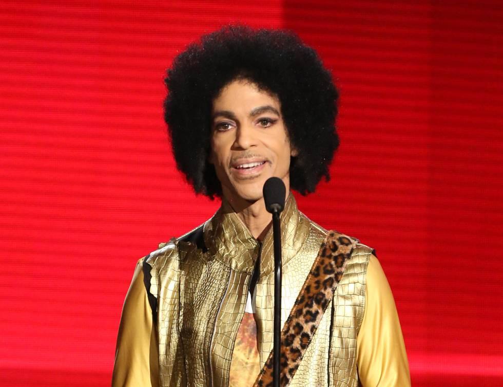 Prince en una imagen de 2002.