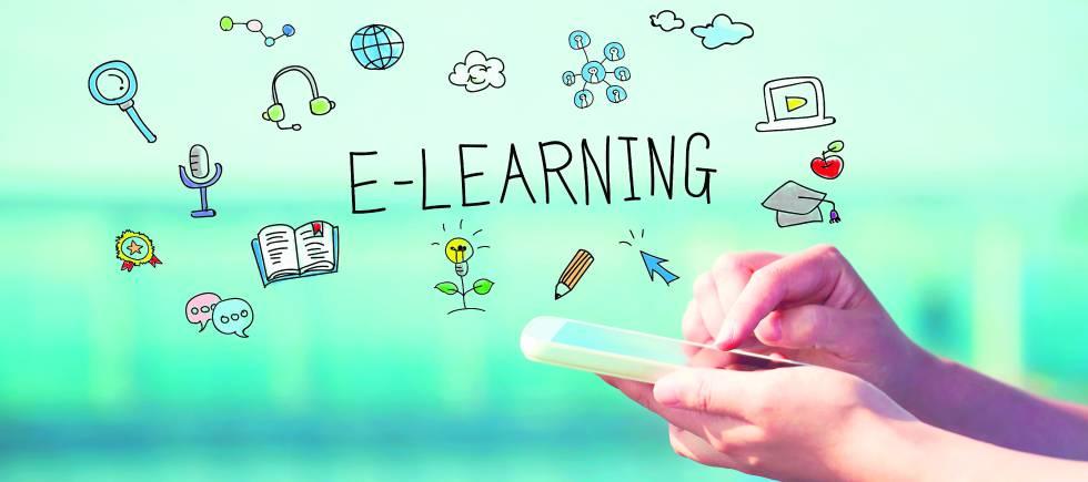 La formación online ayuda a estudiar en cualquier país sin tener que desplazarse.