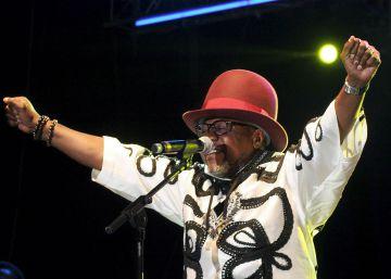 El cantante Papa Wemba muere en un concierto