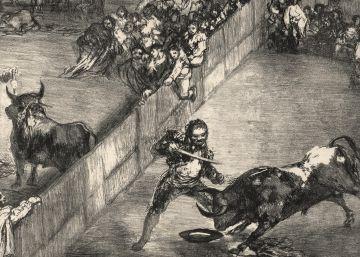 Goya, ¿pionero del movimiento antitaurino?