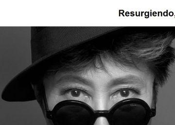 Yoko Ono convoca a las mujeres latinoamericanas a contar el maltrato