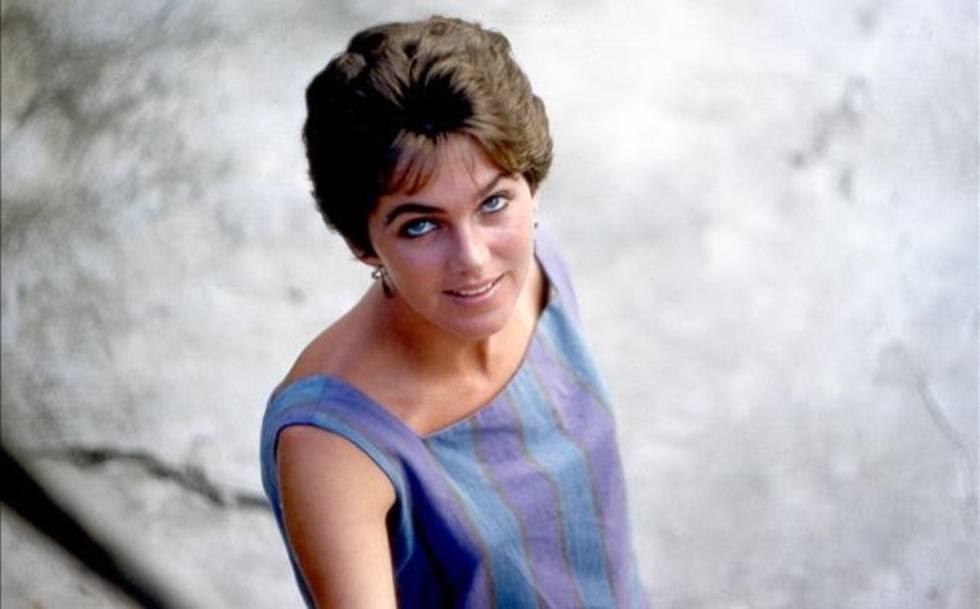 Lucia Berlin en 1962.