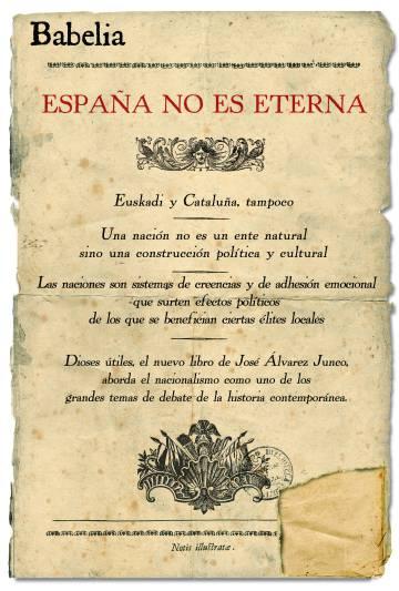 España no es eterna