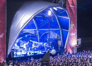 El Supremo mantiene la suspensión a la SGAE del cobro del 10% en la taquilla de los conciertos