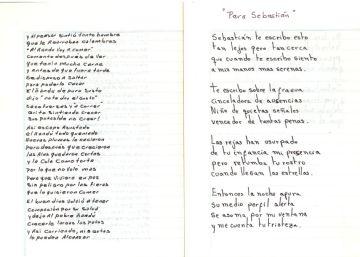 Dieciocho poemas escritos en dictadura buscan a su autor