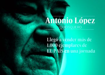 #ELPAÍSestuhistoria, con Antonio López, quiosquero de Pozuelo