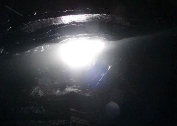 Las cámaras se adentran en el misterio de la cueva de los Tayos