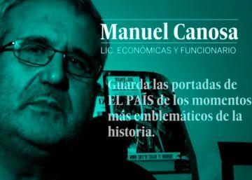 #ELPAÍSestuhistoria, con Manuel Canosa, lector del periódico