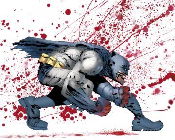 O último Batman desenhado por Frank Miller.