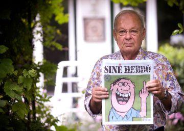 Muere Siné, histórico de 'Charlie Hebdo', a los 87 años
