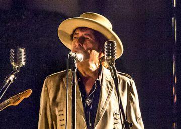 Bob Dylan mantiene su cruzada contra el paso del tiempo