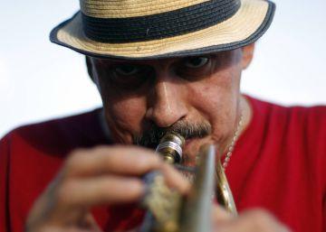 Una leyenda del 'latin jazz' cumple medio siglo en el escenario