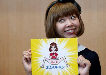 Japón multa con 3.257 euros a 'La artista de la vagina' por obscena