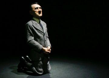 El 'Hitler' de Cattelan, una irreverencia vendida por 15 millones