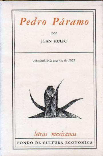 Primera edición de 'Pedro Páramo'.