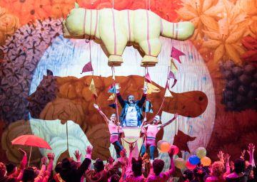 Botero inspira la ópera 'L'elisir d'amore'
