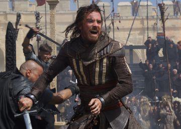 Fassbender protagoniza el tráiler en el cine del videojuego 'Assassin's Creed'