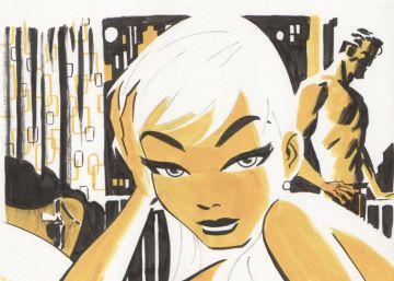 Muere el guionista y dibujante de cómic Darwyn Cooke