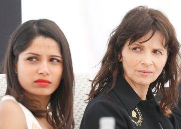 Mujeres en lucha en el cine