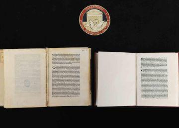 EE UU entrega a Italia una carta de Colón contando el Descubrimiento
