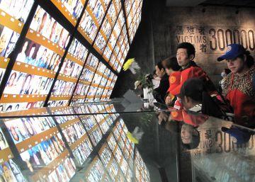 Sangriento, salvaje y cruel 'banzai' en Nankín