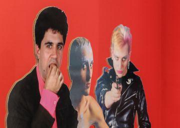 La movida en la primera exposición póstuma de Pablo Pérez-Mínguez