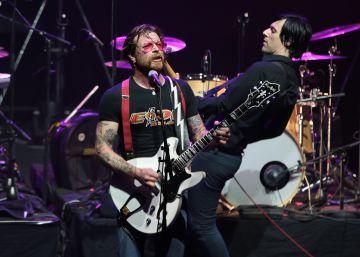 Dos festivales franceses cancelan la actuación de los Eagles of Death Metal