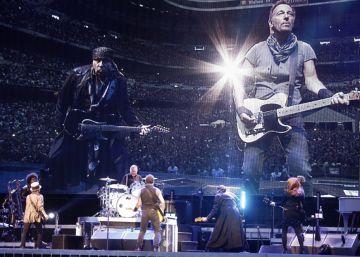 Bruce Springsteen, éxito masivo y cacofonía