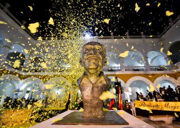 Gabriel García Márquez descansa ya junto al mar Caribe