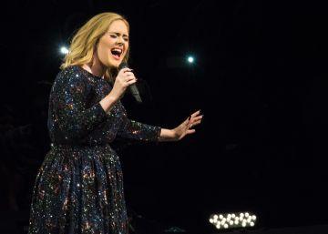 Adele será la artista británica mejor pagada