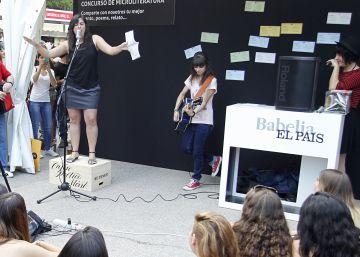 Actividades para todos en la Feria del Libro con EL PAÍS