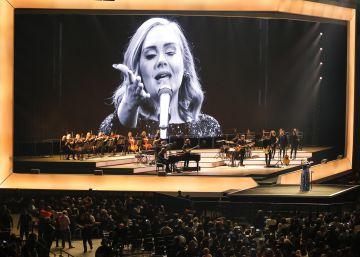 Adele: las dos caras de una diva única