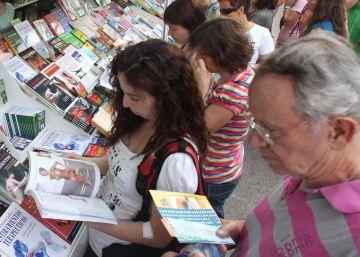 EL PAÍS lleva la Feria del Libro de Madrid a tu ordenador, tableta o móvil
