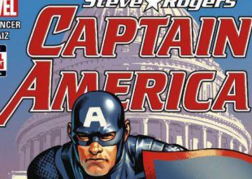 El Capitán América, ¿agente de los nazis?