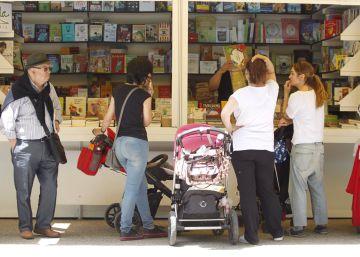 Disfruta de la Feria del Libro de Madrid con niños