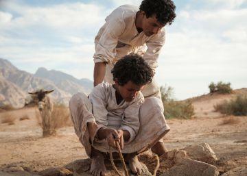 Cara B de 'Lawrence de Arabia'