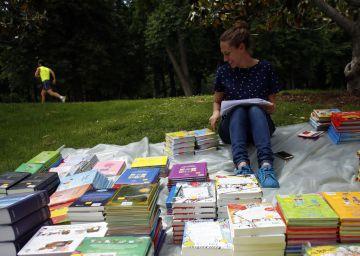 Las exportaciones de libros amortiguan la caída del sector