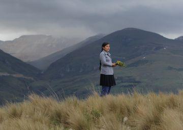 Nélida Ayay, protagonista de 'Hija de la laguna'