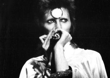 De Madrid y Barcelona a Bowie