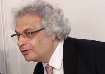 """Amin Maalouf: """"Ahora todos nos sentimos amenazados"""""""