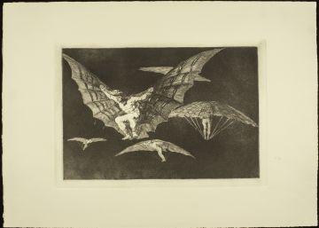 La sátira de Goya, bajo la lupa en Argentina